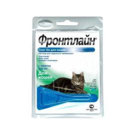 ФРОНТЛАЙН Спот - он дкота + МОНО ПИПЕТКА