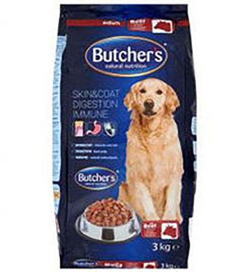 Butcher's Basic сухой корм, говядина (3кг)