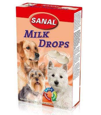 Dog Milk Drops, упаковка 125г