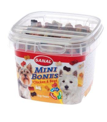 Dog Mini Bones, упаковка 100г