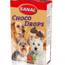 Dog Сhoko Drops, упаковка 125г