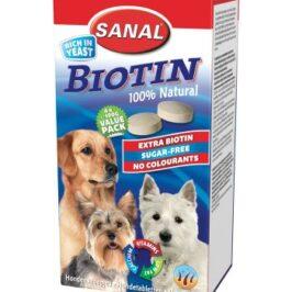 Dog Vitamins Biotin, упаковка 400г (4х100г)