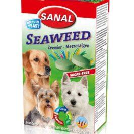Dog Vitamins Seaweed, упаковка 100г