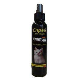 AnimAll спрей привлечение к туалету для котят - 150 мл