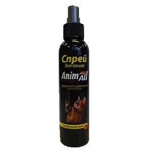 AnimAll спрей защита от царапанья для кошек - 150 мл