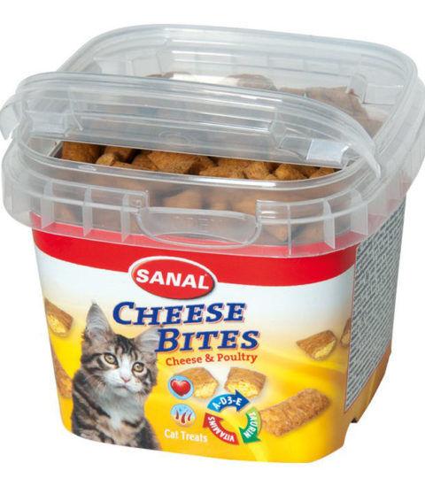 Cat Cheese Bites, упаковка 75г.