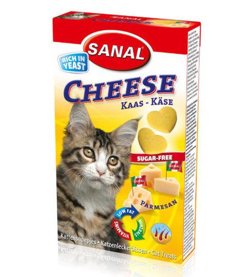 Cat Vitamins Сheese, упаковка 30г.