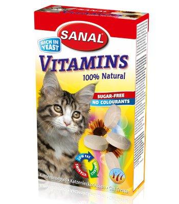 Cat Vitamins, упаковка 50 г.