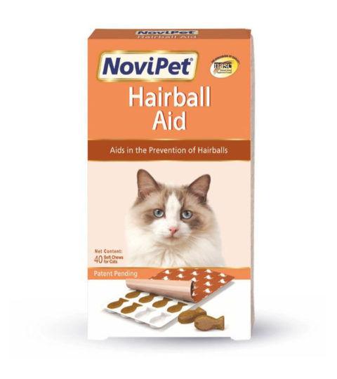 NoviPet Hairball Aid Контроль выведения шерсти