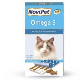 NoviPet Omega 3 Для кожи и шерсти