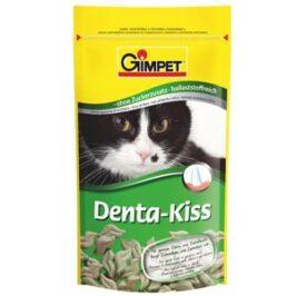 Подкормка для очистки зубов Дента-Кисс для кошек