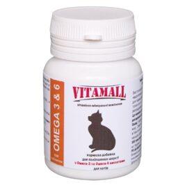 VitamAll Омега-3 та Омега-6