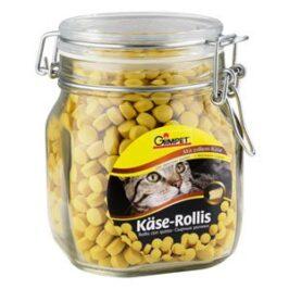 Витаминизированные сырные ролики для кошек