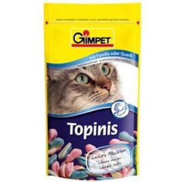 Витаминные «Мышки» Микс с таурином и форелью + с таурином и творогом с ТГОС для кошек