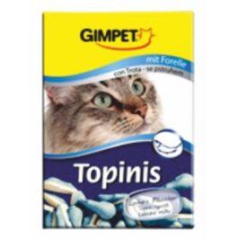 Витаминные «Мышки» с таурином и форелью с ТГОС для кошек