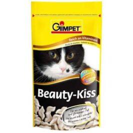 Витамины Бьюти-Кисс с биотином, цинком и ТГОС для кошек