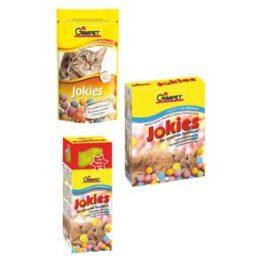 Витамины Jokies для кошек
