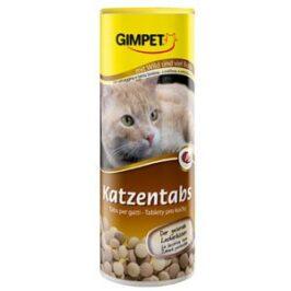 Витамины с дичью и биотином для кошек