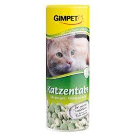 Витамины с морскими водорослями и биотином для кошек