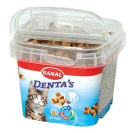 Cat Denta`s Bites, упаковка 75г.