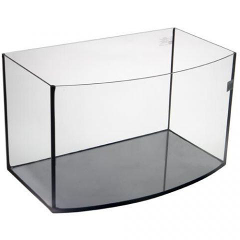 овальный аквариум