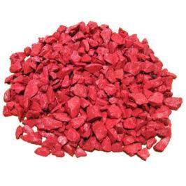 Грунт красный фракция 5мм 1кг