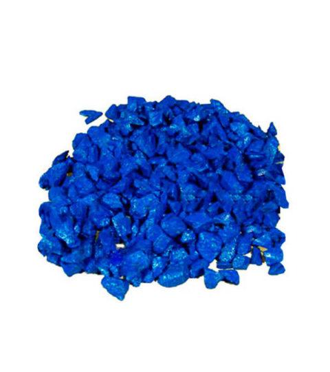 Грунт для аквариума синий фракция №2
