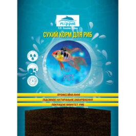 Рост гранулы для рыбок с небольшим ртом
