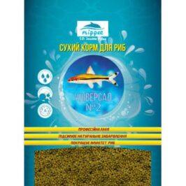 Универсал №2 гранулы для аквариумных рыб 2,5-3мм