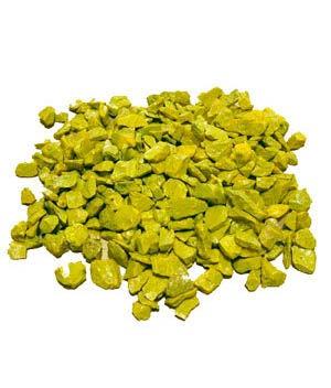 Грунт желтый фракция 3-5мм 1кг